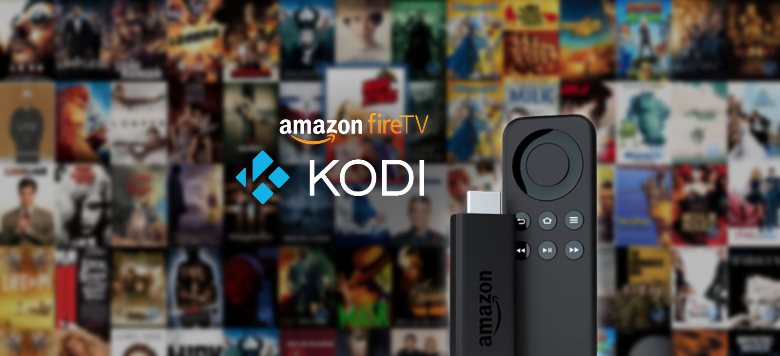 Install kodi on Amazon Fire Stick